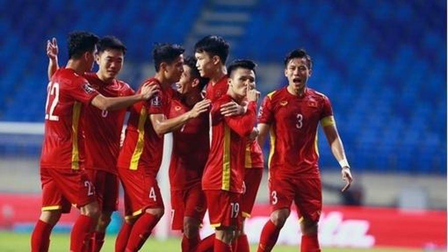 Báo chí Ấn Độ hết lời ca ngợi thành công của bóng đá Việt Nam