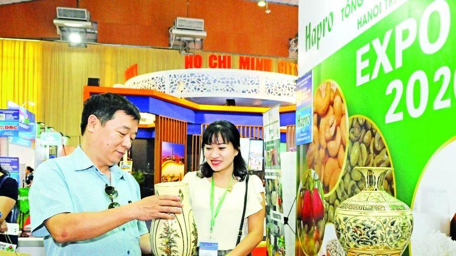 Chương trình 'Mỗi xã một sản phẩm' của Hà Nội: Gắn với thị trường tiêu thụ