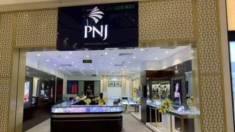 Kê khai doanh thu gian dối, PNJ bị Cục thuế Tp.HCM xử phạt