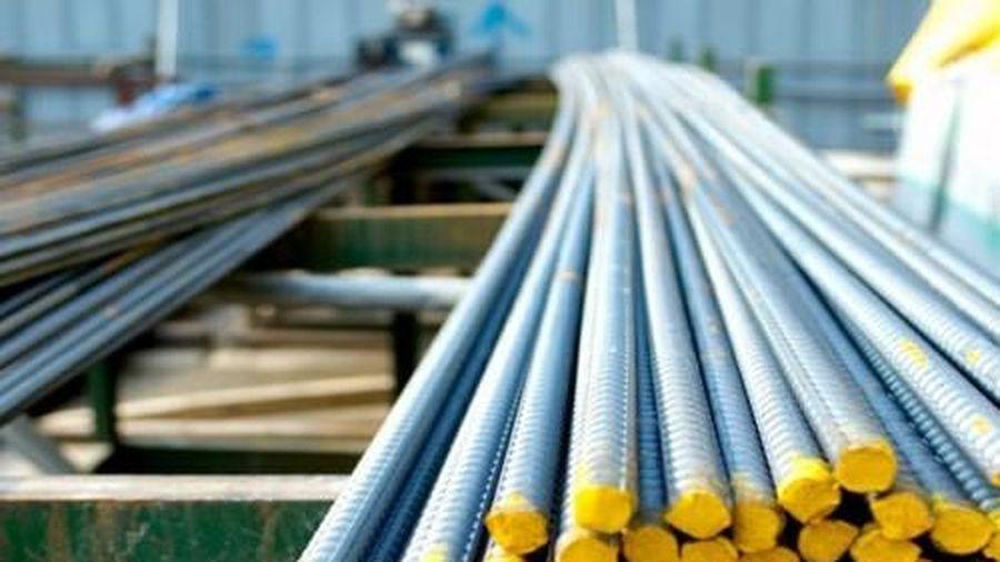 5 tháng đầu năm, Trung Quốc đứng đầu về thu mua sắt thép VIệt Nam