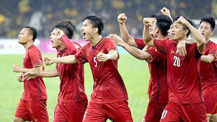 Thế hệ vàng của bóng đá Việt Nam