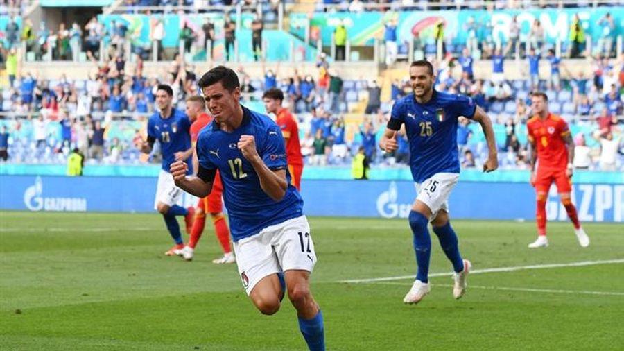 Ý toàn thắng cùng xứ Wales đi tiếp, Thụy Sĩ chờ vé vớt