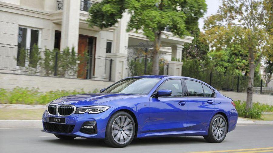 BMW 3 Series 2020 bất ngờ giảm giá bán tại đại lý