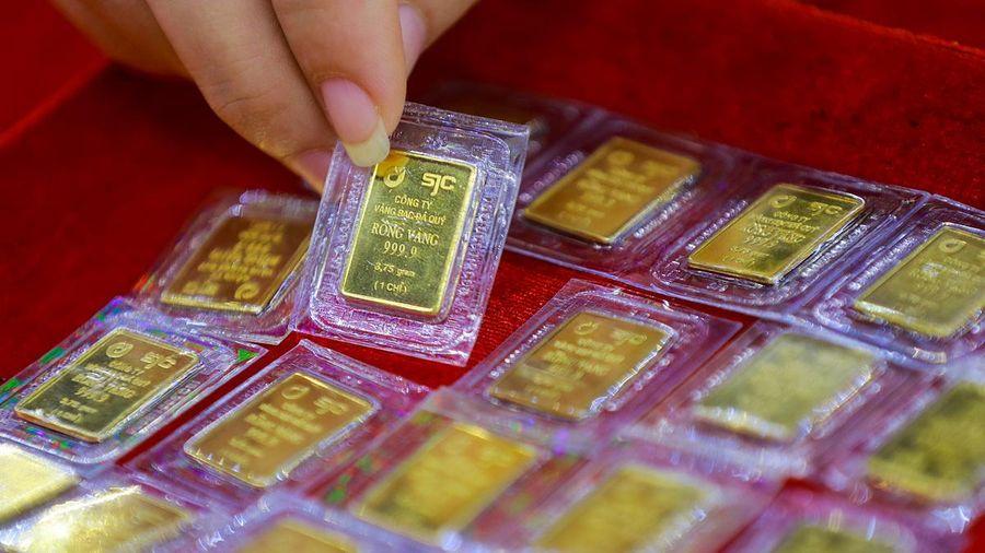 Dự báo giá vàng sẽ tiếp tục giảm xuống trong tuần này