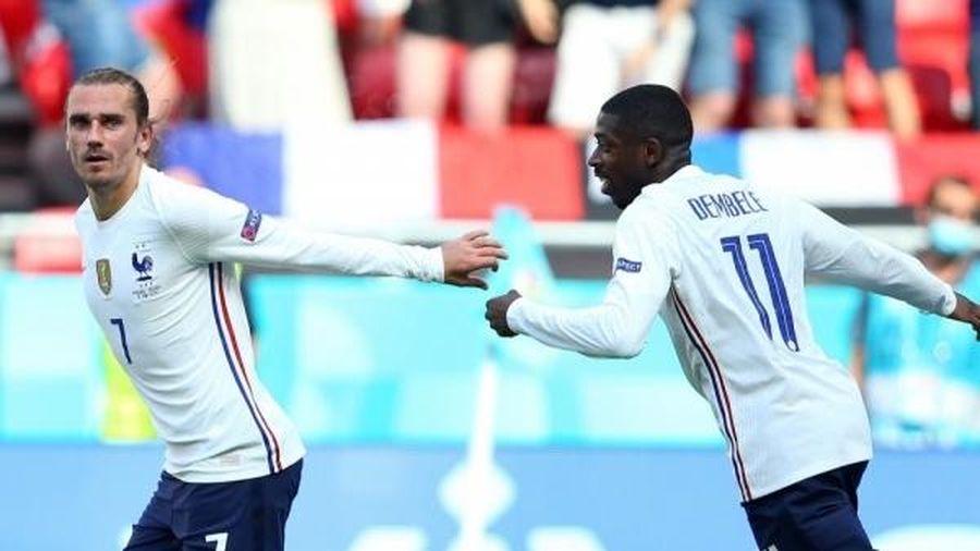 EURO 2021: Pháp tổn thất lực lượng trước trận quyết đấu với Bồ Đào Nha