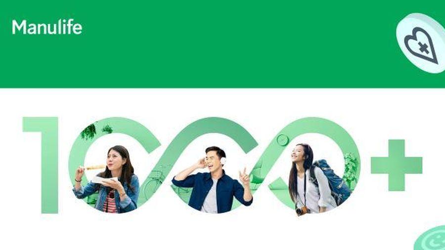 Manulife Việt Nam ra mắt sản phẩm 'Max – Sống Khỏe'