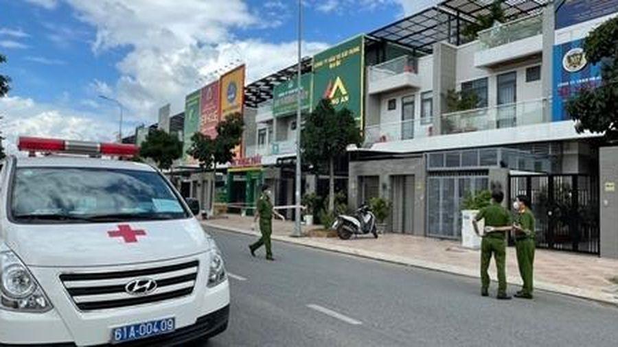 2 người chết trong công ty bất động sản ở Bình Dương