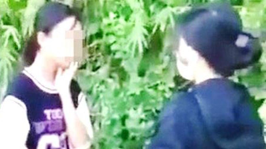 Thêm một nữ sinh ở Phú Yên bị đánh 'hội đồng' rồi tung clip lên mạng xã hội