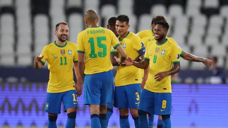 Bảng xếp hạng Copa America 2021 mới nhất: Brazil vào tứ kết, Argentina 'nín thở' chờ đợi