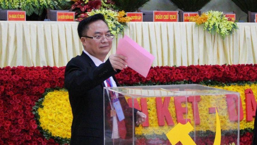 Ông Hoàng Vũ Thảnh chính thức giữ chức Chủ tịch UBND TP Vũng Tàu