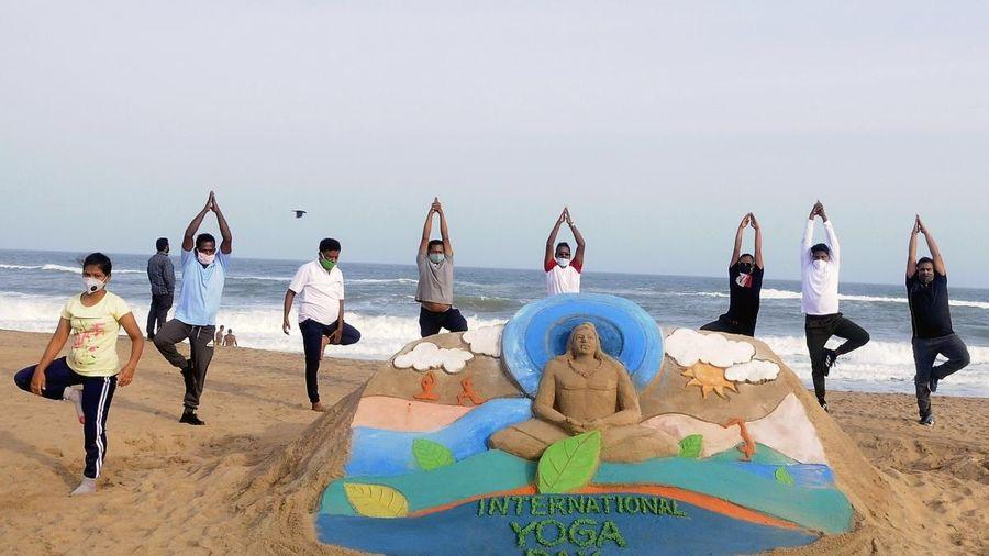 Thủ tướng Ấn Độ: 'Yoga mang lại tia hy vọng giữa đại dịch Covid-19'