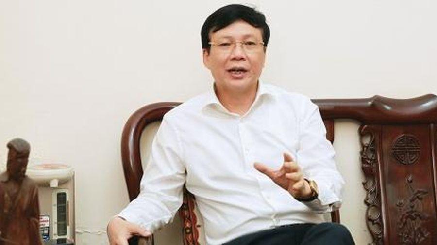 Phó chủ tịch Thường trực Hội Nhà báo Việt Nam Hồ Quang Lợi: Báo chí càng hiện đại, càng phải nhân văn