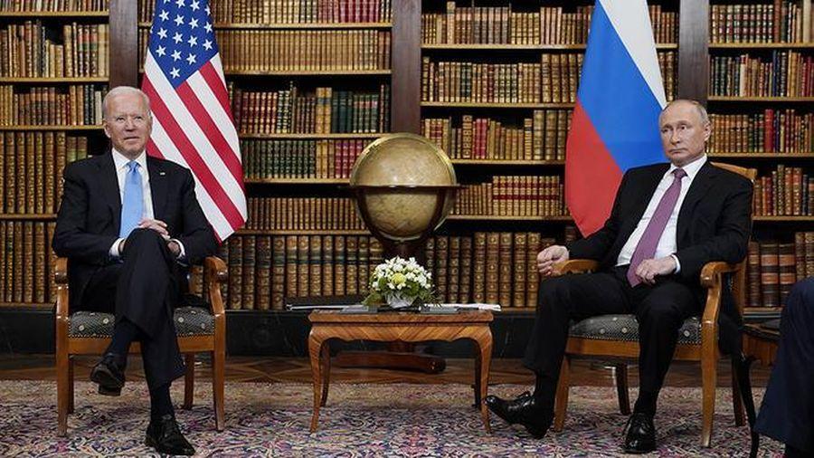 Thượng đỉnh Biden-Putin vừa kết thúc, Mỹ đã tính chuyện trừng phạt Nga