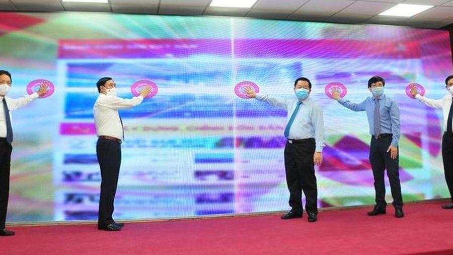 Khai trương giao diện mới và app mobile của Báo điện tử Đảng Cộng sản Việt Nam