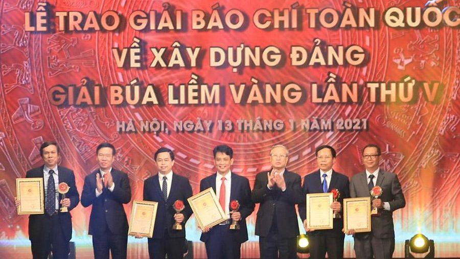 Hà Nội ban hành kế hoạch hưởng ứng Giải báo chí Búa liềm vàng năm 2021