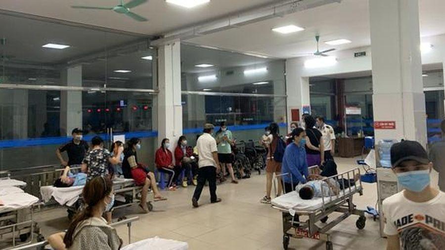 Hải Phòng: Sau bữa ăn ca tập thể, hàng chục công nhân nhập viện