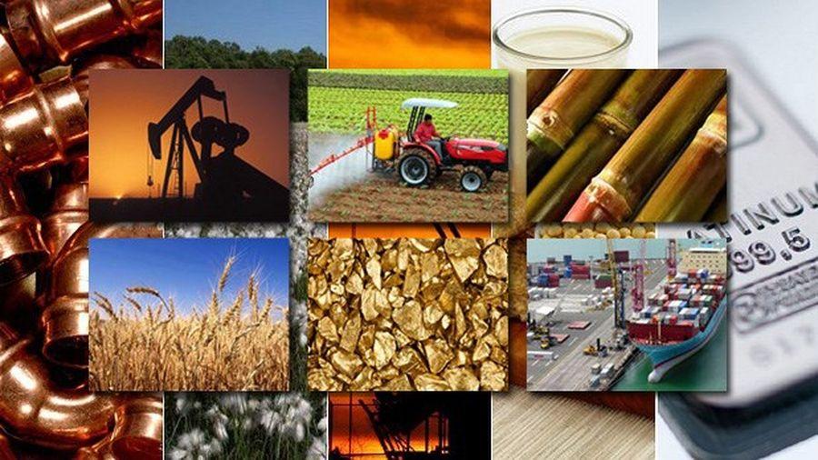 Thị trường hàng hóa tuần từ 11-18/6: Dầu và nông sản tăng cao, kim loại và nguyên liệu công nghiệp giảm mạnh