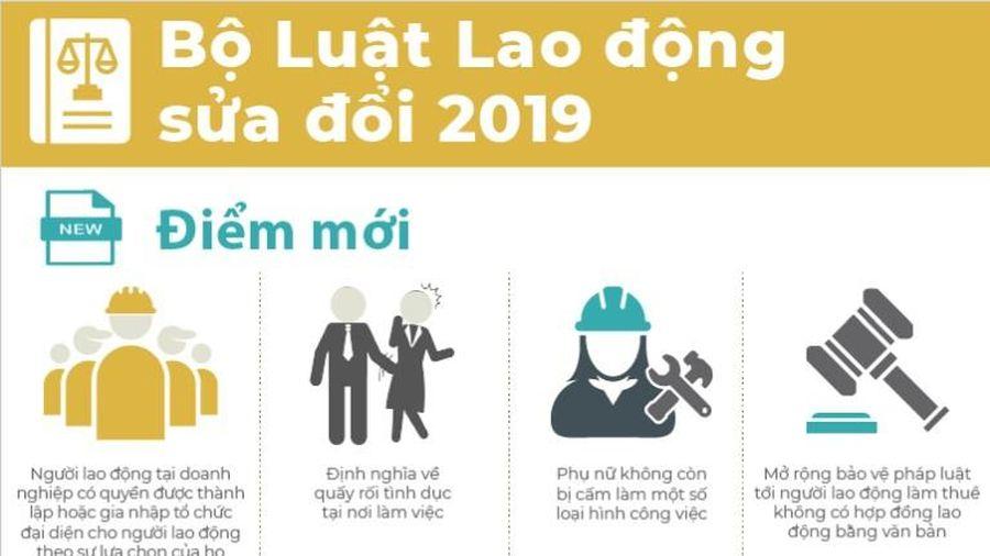 Bộ luật Lao động sửa đổi giúp người lao động hưởng lợi công bằng từ tăng trưởng kinh tế