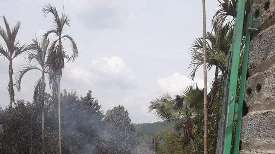 Lục Yên (Yên Bái): Liên tiếp các vụ cháy nhà đáng tiếc