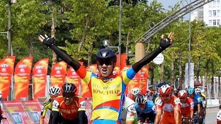 Tay đua Đồng Tháp thắng 4 chặng tại Cúp Truyền hình TP.HCM 2020