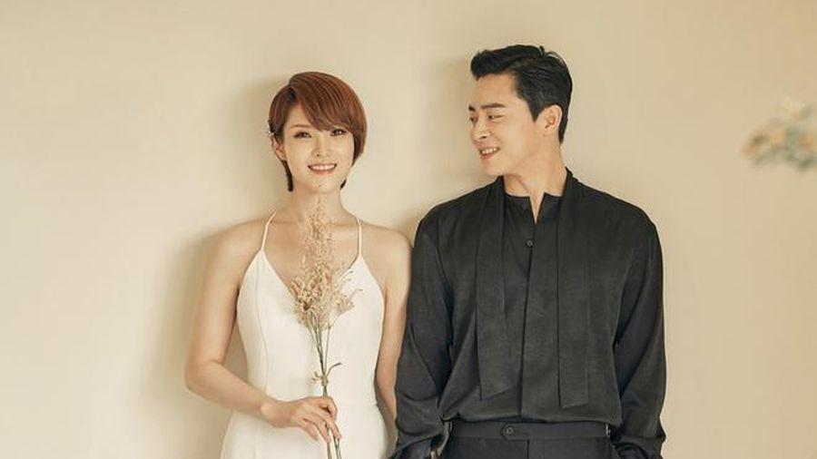 Jo Jung Suk và Gummy đón con gái đầu lòng