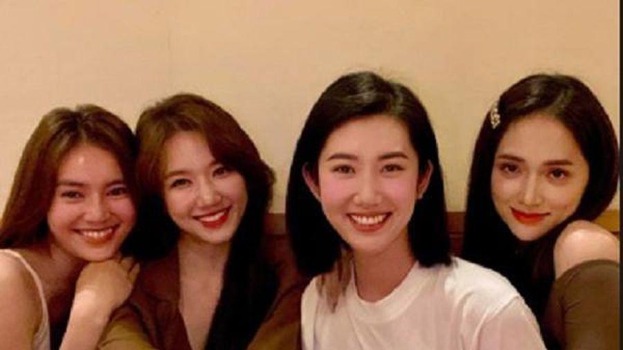 Hội chị em thân thiết lên tiếng bảo vệ Hương Giang giữa hàng loạt thị phi ồn ào của bạn trai mới