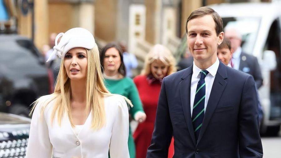 'Soi' phong cách thời trang của ái nữ Tổng thống Mỹ Donald Trump