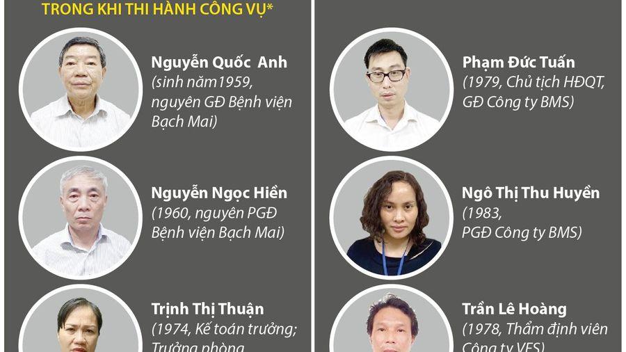 Điều tra mở rộng vụ án 'Lừa đảo chiếm đoạt tài sản' tại Bệnh viện Bạch Mai