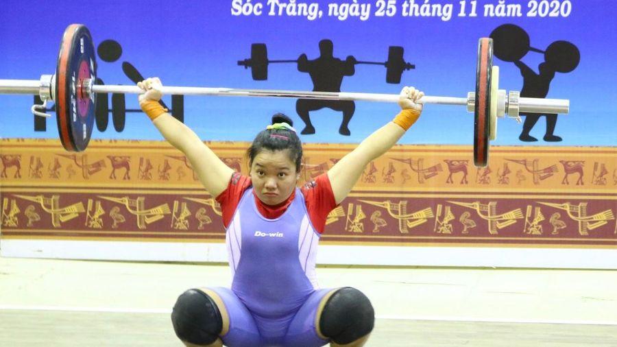 Hơn 60 VĐV dự tranh Giải Cử tạ tại Đại hội Thể thao ĐBSCL lần thứ VIII - Vĩnh Long 2020