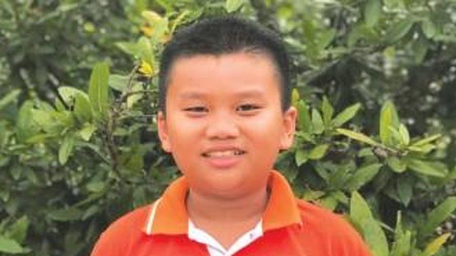 An Giang: Cậu bé 'thần đồng' Tiếng Anh, 10 tuổi thi IELTS 7.0
