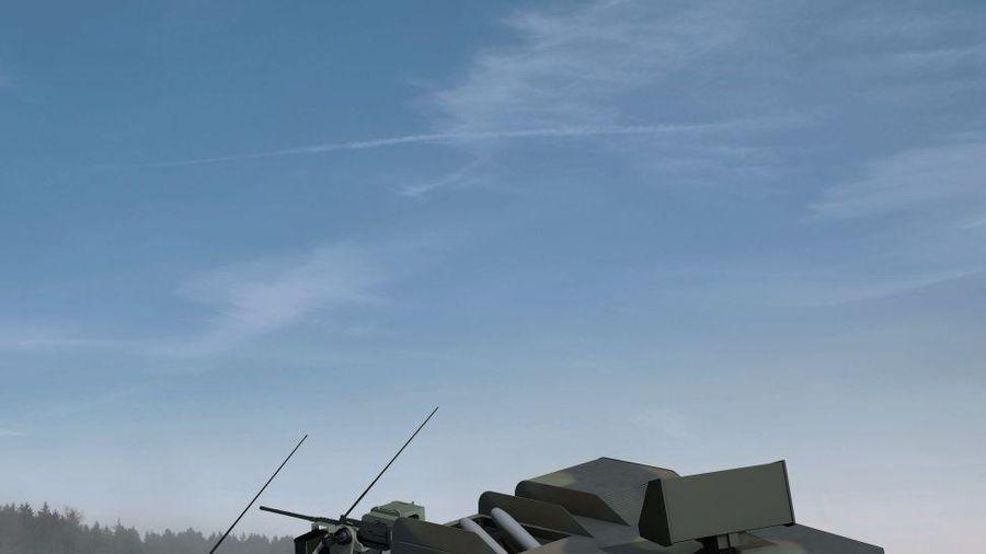 Diehl Defense công bố hệ thống SHORAD di động IRIS-T-SLS Mk III